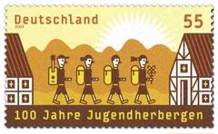 jeugdherbergen2-duitsland-postzegel