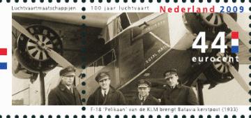 NVPH 2678 - F-18 Pelikaan