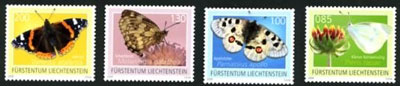 vlinders-pers-postzegels