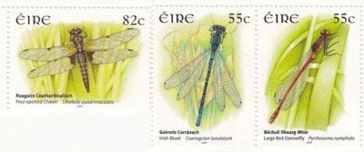 dragonflies-2009-stamps