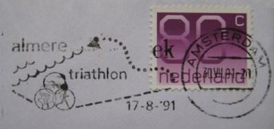 1991_Triatlon_Almere