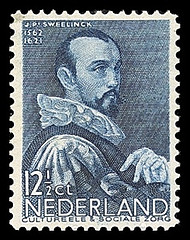 NVPH 277 - J. Pzn. Sweelinck