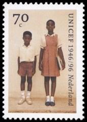 NVPH 1690- 50 jaar Unicef