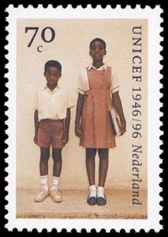 NVPH 1690 - 50 jaar UNICEF