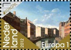 NVPH 2910 - Visit Amsterdam - Herengracht