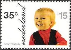 NVPH 1022 - Kinderzegel 1972 - Constantijn