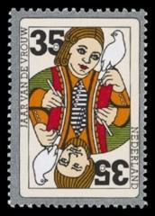 NVPH 1075 - Jaar van de vrouw