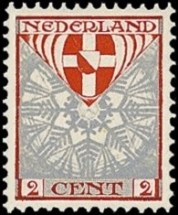 NVPH 199 - kinderzegel 1926