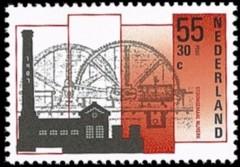 NVPH 1372 - Zomerzegel 1987