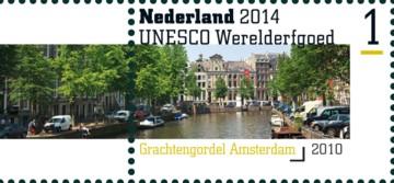 UNESCO Werelderfgoed - Grachtengordel Amsterdam