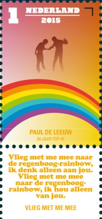 50 Jaar Top 40 - Paul de Leeuw - Vlieg Mmet me mee