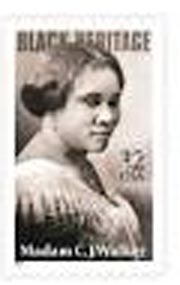 Madam C.J.Walker