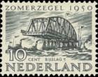 NVPH 554 - Zomerzegel 1950