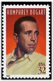 Humphrey Bogart, 1997 (32c)