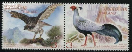Postzegel Thailand 2015
