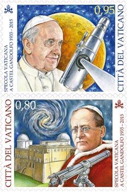 Vatikaan postzegels