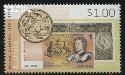 Postzegel Australië 2016