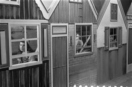 Kinderzegelkinderen 1960 - loketraam