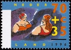 NVPH 1673 - Zomerzegel 1996