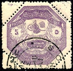 Turkije 1898 E 85