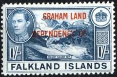 Graham Land 1944 Mi 8