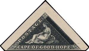 Cape Mi herdruk 1930 zwart