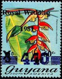 Guyana Mi 855