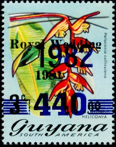 Guyana Mi 856