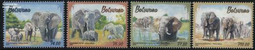 Postzegel Botswana 2016