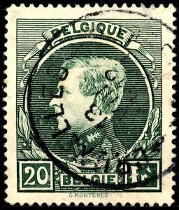 belgie-290b-gestempeld