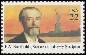 USA 22 Bartholdi A