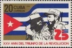 Castro en Che Guevara