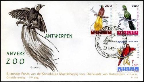 fdc-vogels-1962