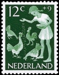 NVPH 782 - Kinderzegel 1962