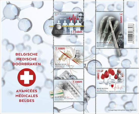 Winnend België Medische doorbraken