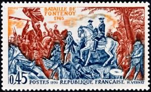 Fontenoy Frankrijk