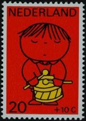 NVPH 934 - Kinderzegel 1969