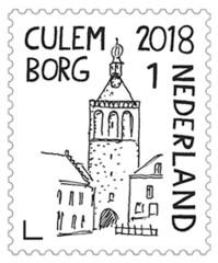 Mooi Nederland 2018 - Stadspoorten: Culemborg