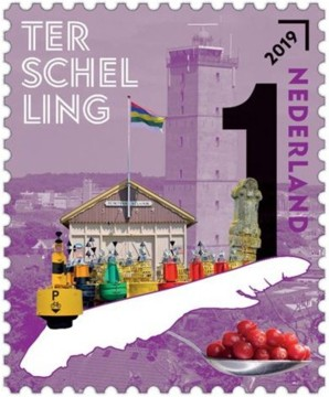 Mooi Nederland 2019 - Waddeneilanden: Terschelling