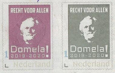 Ferdinand Domela Nieuwenhuis Persoonlijke Postzegels