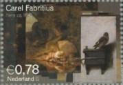 NVPH 2291 - Carel Fabritius - Hera ca 1643