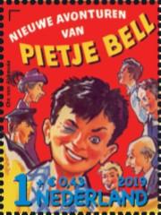 Kinderpostzegel 2019 - Pietje Bell