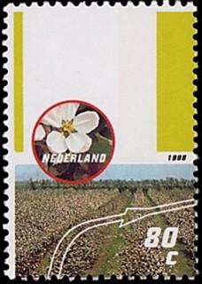 NVPH 1749 - Vier Jaargetijden 1998