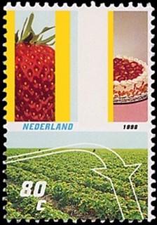 NVPH 1750 - Vier Jaargetijden 1998