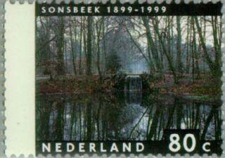 NVPH 1815 - Vier Jaargetijden 1999 Sonsbeek