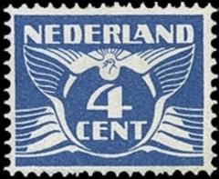 NVPH 148 - Vliegende duif