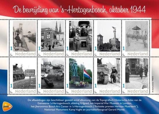 De bevrijding van 's-Hertogenbosch, oktober 1944