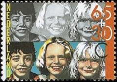 NVPH 1235 - Kinderzegel 1981