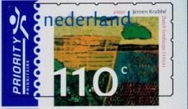 NVPH 1908 - Dutch landscape - Jeroen Krabbé