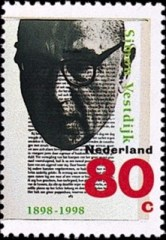 NVPH 1771 - Simon Vestdijk